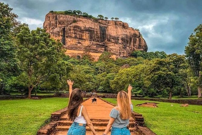 Sigiriya (The Lion Rock) – Palace and Fortress in The Sky