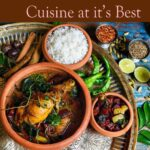 Best of authentic Sri Lankan cuisines